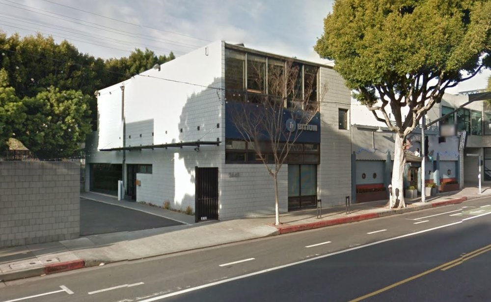 Richard Diebenkorn had his studio at 2444-2448 Main Street beginning in the late 1970s.