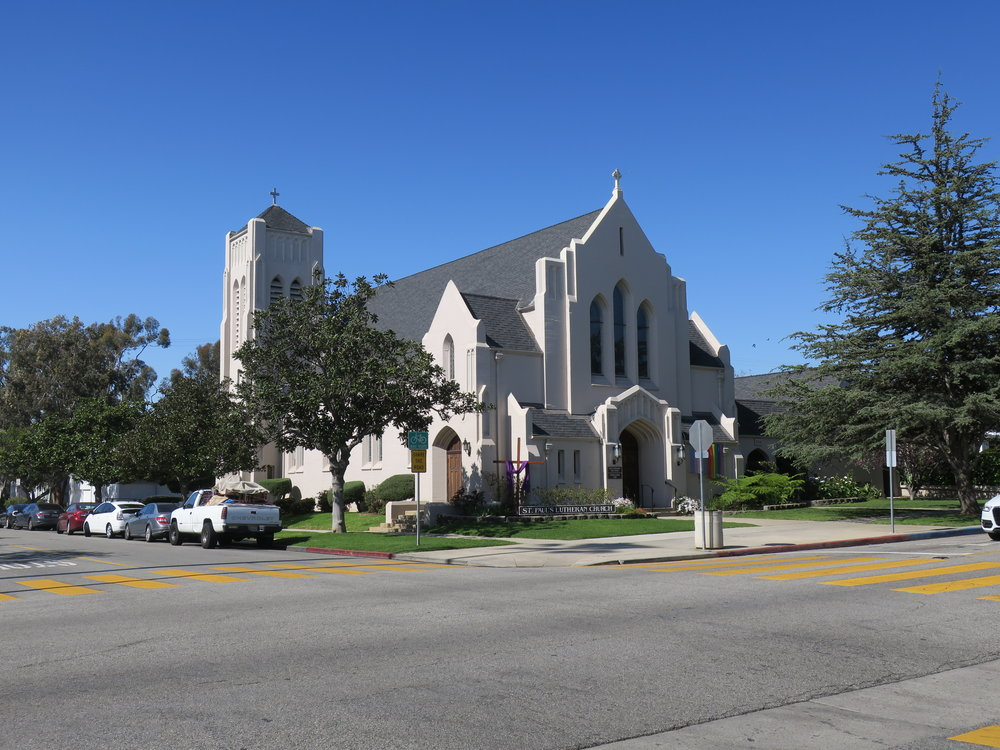 St. Paul's Lutheran Church, 958 Lincoln Boulevard (1926; Quinten & Kerr)