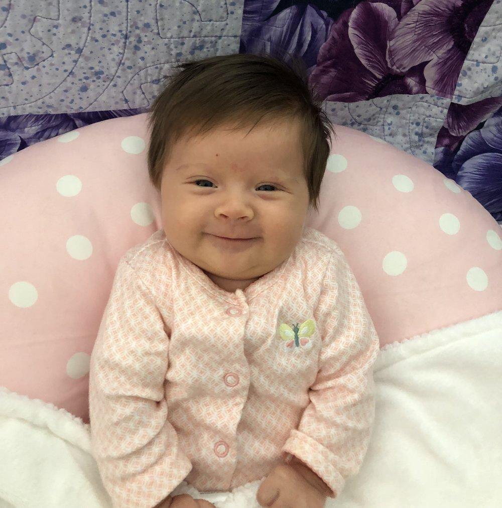 Baby Cecila Illiniza