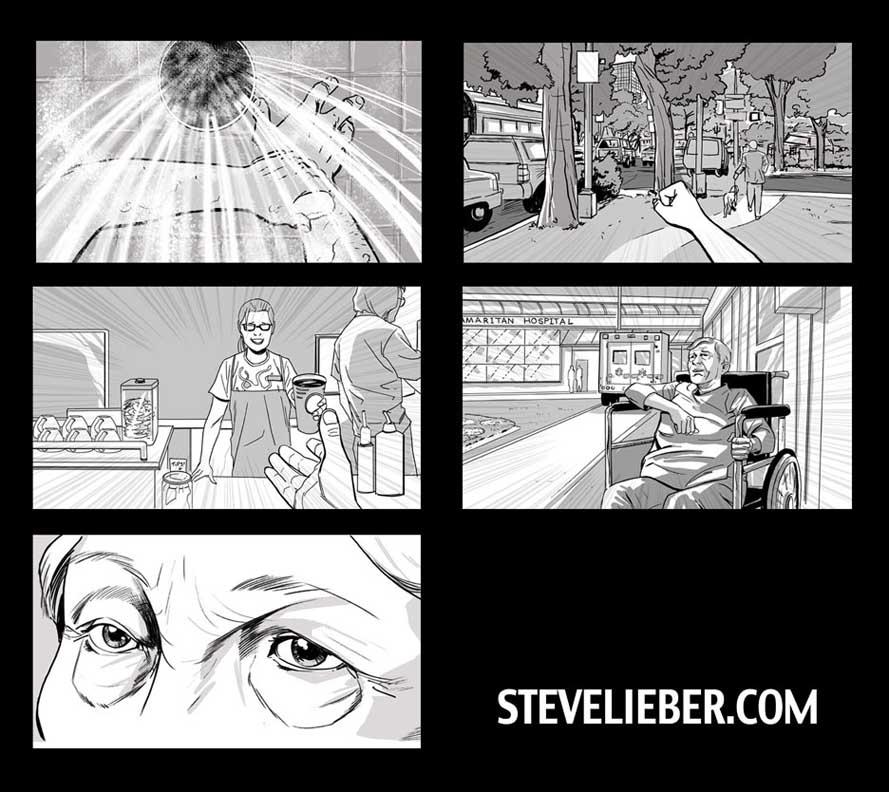 by Steve Lieber