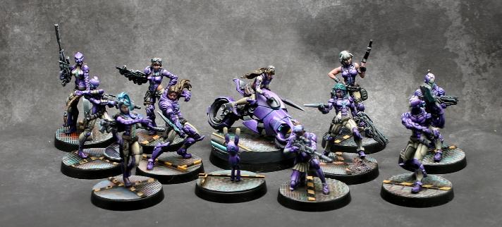 Infinity Army