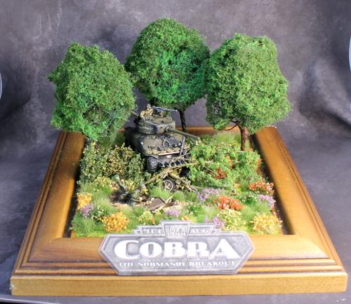 Bob Pearce Diorama Bronze