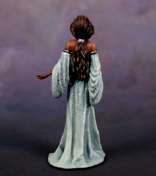 Lady in Waiting Dark Sword Miniatures Multiple Awards