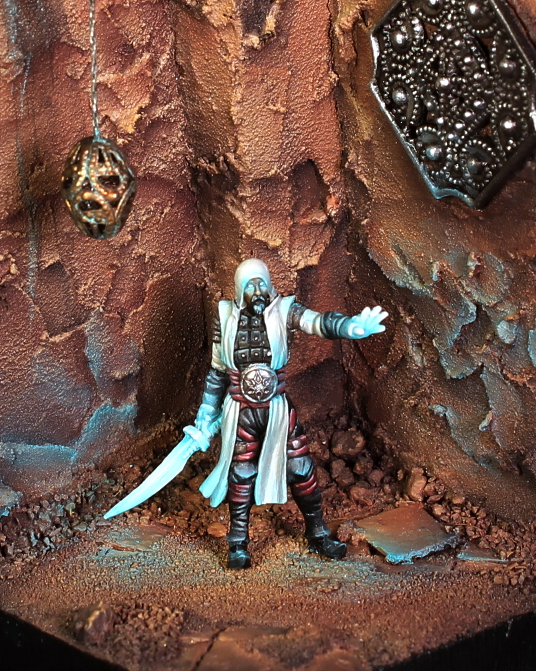 Zargun the Assassin Guild of Harmony Miniatures