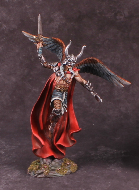 Male Angel Dark Sword Miniatures