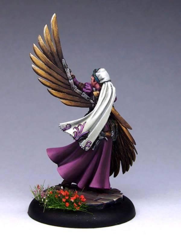Nightingale Twisted Miniatures - Box Art