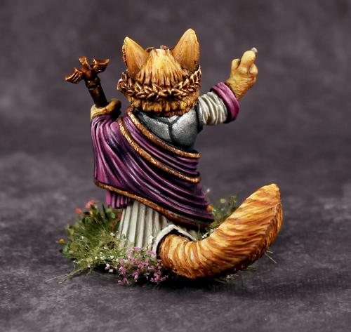 Emperor Kitty Dark Sword Miniatures