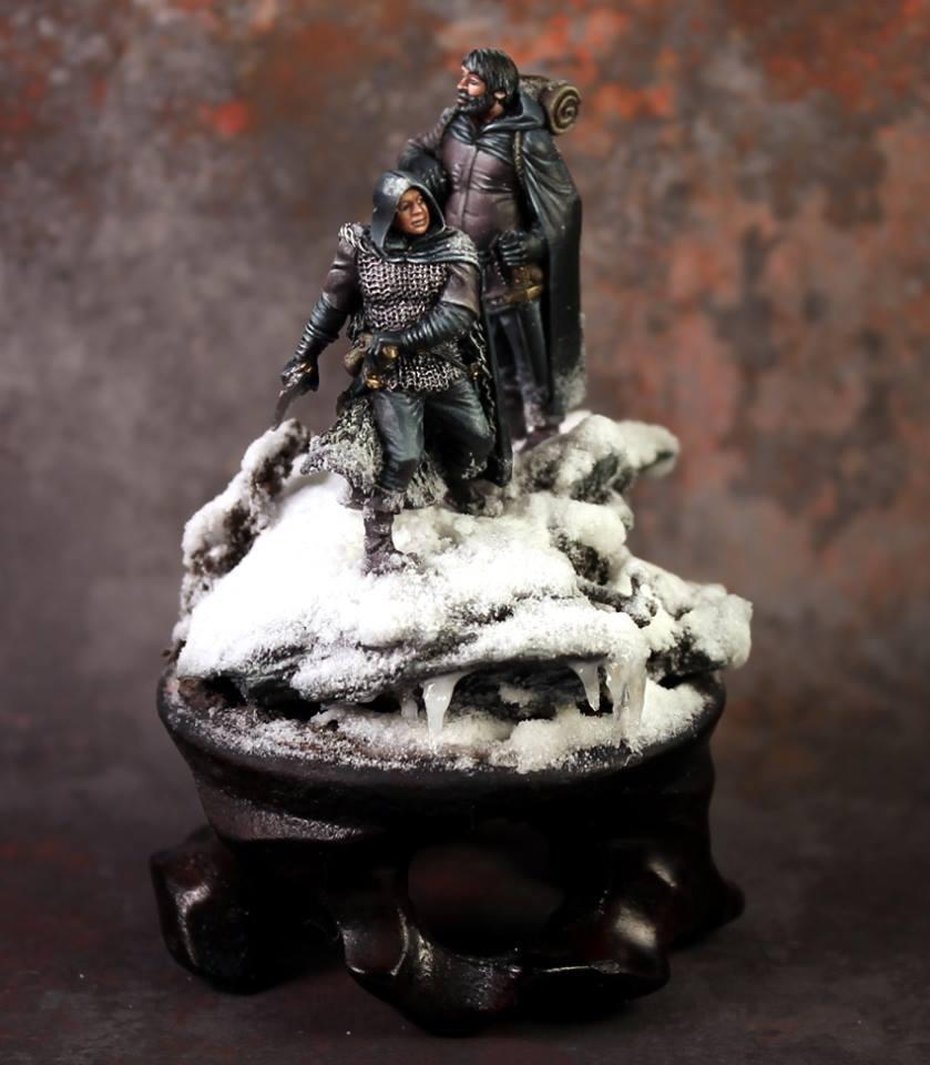 The Night's Watch Dark Sword Miniatures