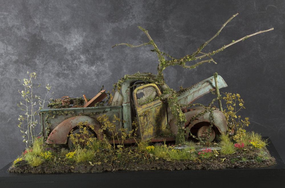 1940's Pickup Truck