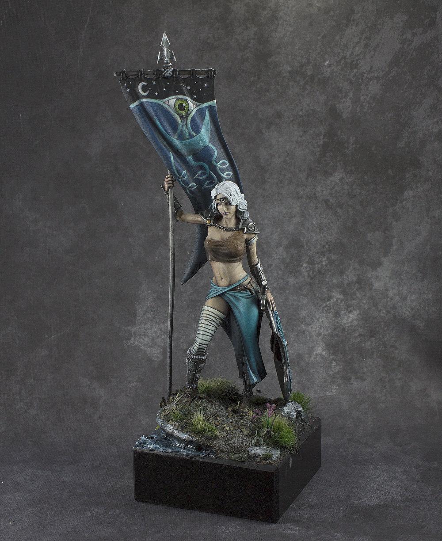 Zoraida, Moon Priestess