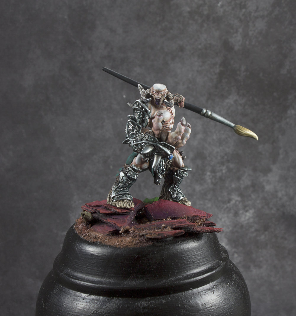 Thagrosh the Painter
