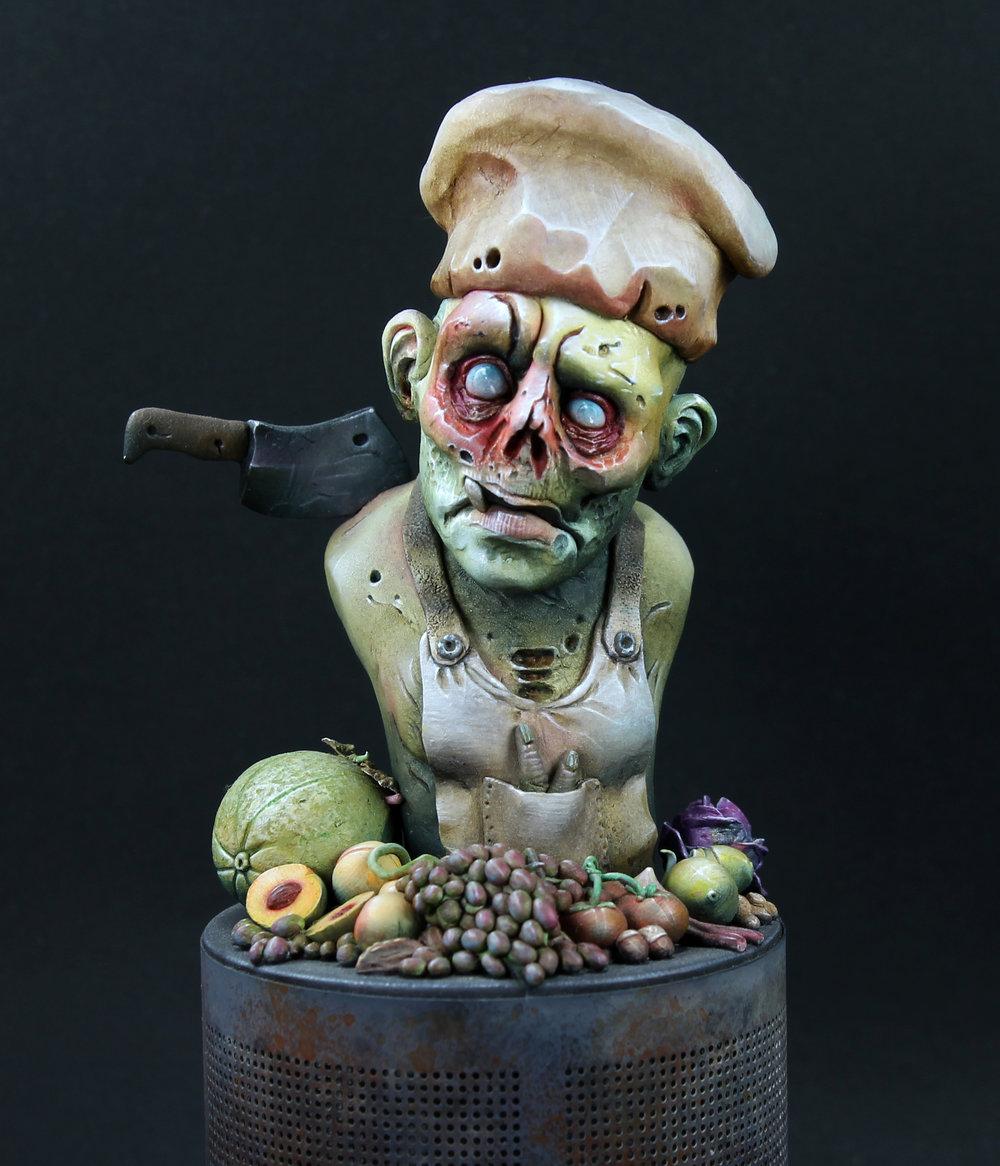 Zombie Chef