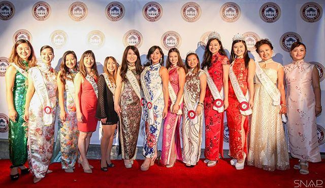 2018 Miss Los Angeles Chinatown court with some of our amazing Miss Los Angeles Chinatown Alumni at the 80th Anniversary celebration of Chinatown.  To be a contestant for the next Miss Los Angeles Chinatown Pageant in 2019, submit your applications now!  Link: http://bit.ly/2RrNn0s 📸: @snapitstudio #pageant #pageantlife