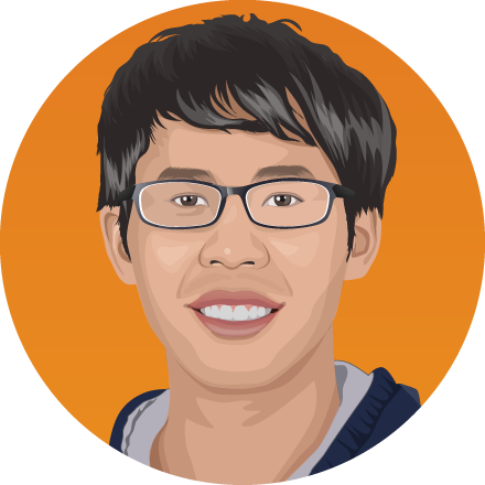 <B>WENSHUO HUANG</b><BR>Front End Engineer