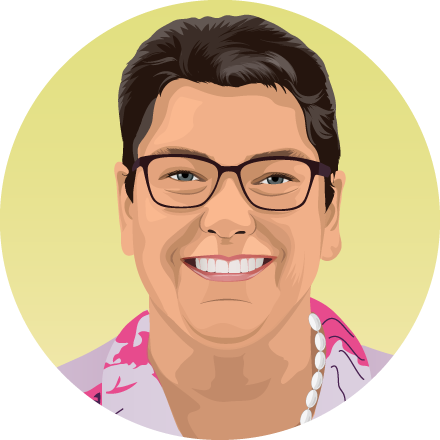 REBECCA BLINK, Ph.D.#Client Success Partner