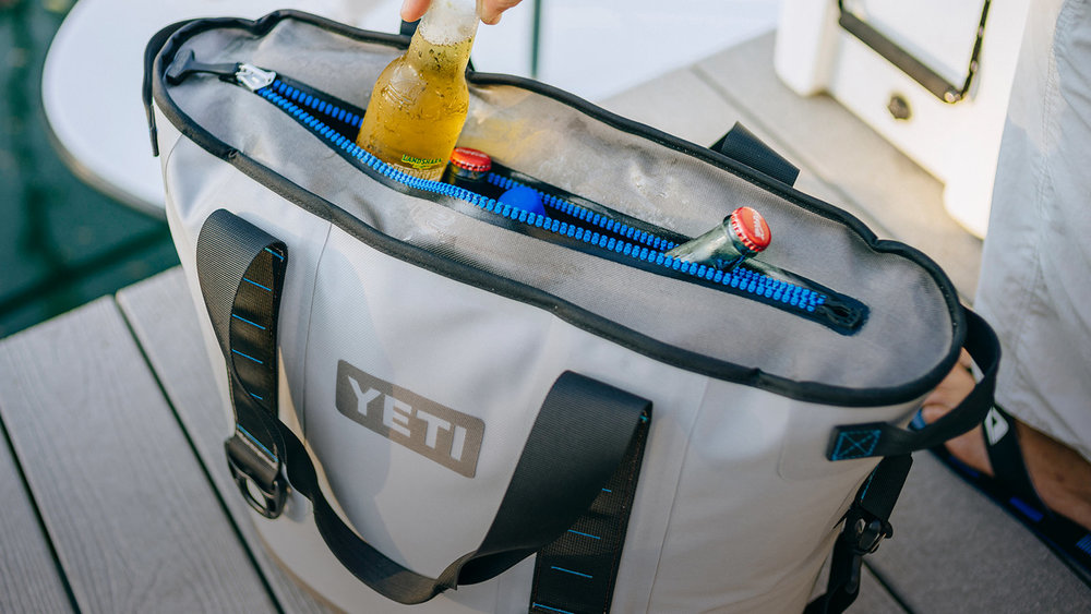 YETI Hopper Soft-Shell Coolers