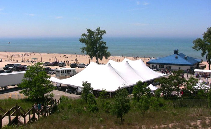 Lake Michigan Shore Wine Festival -