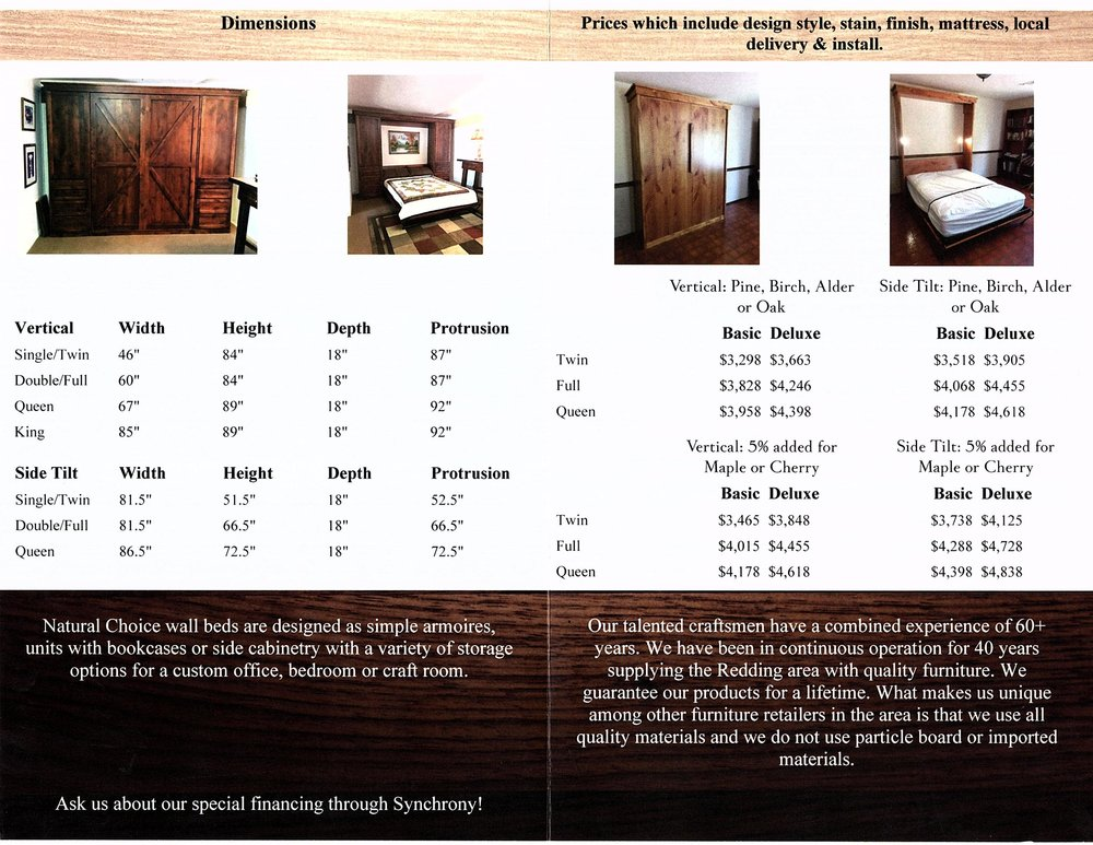 2019 Brochure Pricing Wall bed .jpg