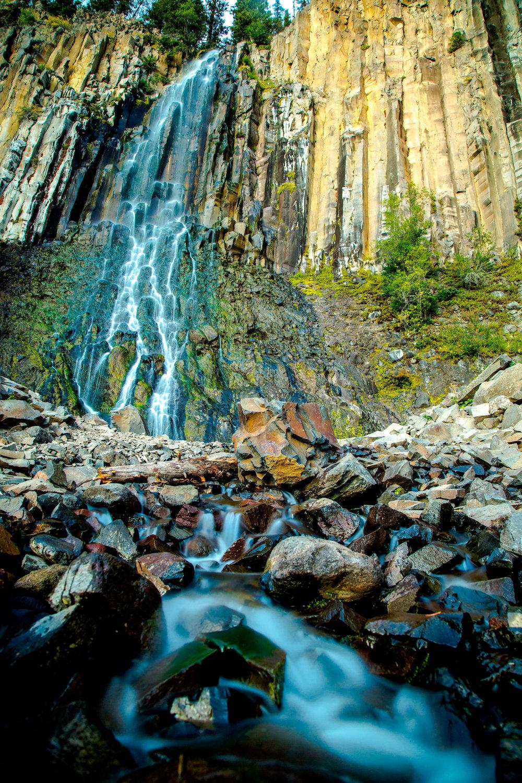 Palisade Falls Montana