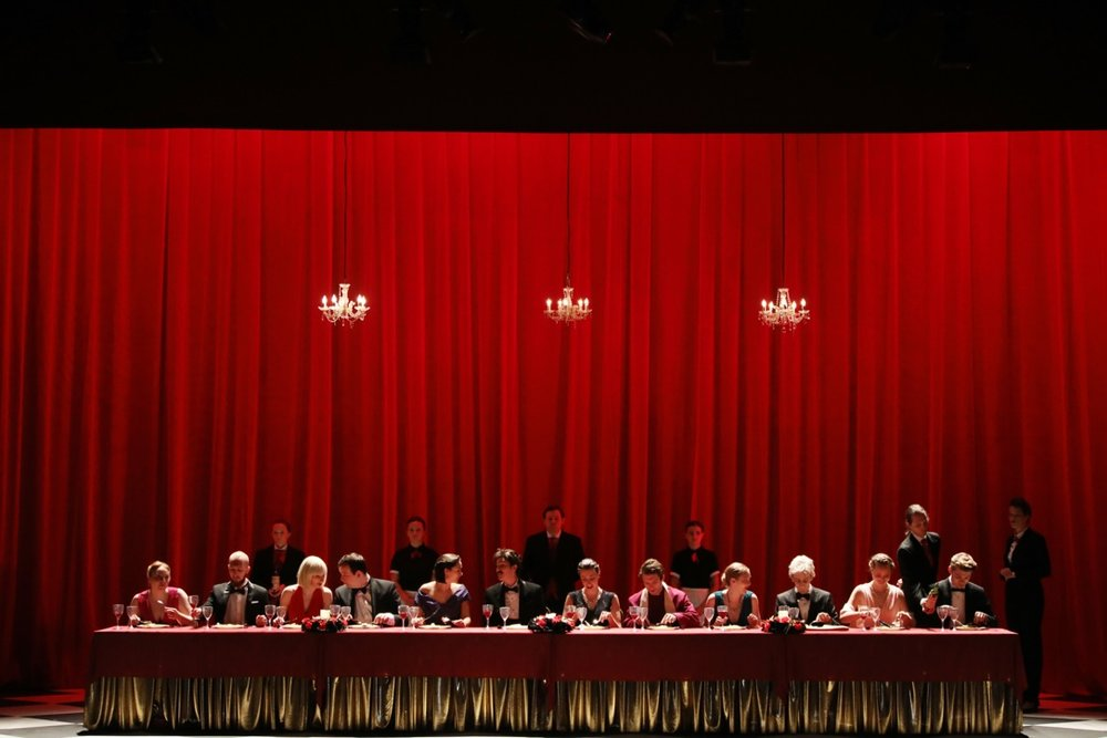 L'Incoronazione di poppea - Trinity Laban College OPera [Photo by  JK Photography ]