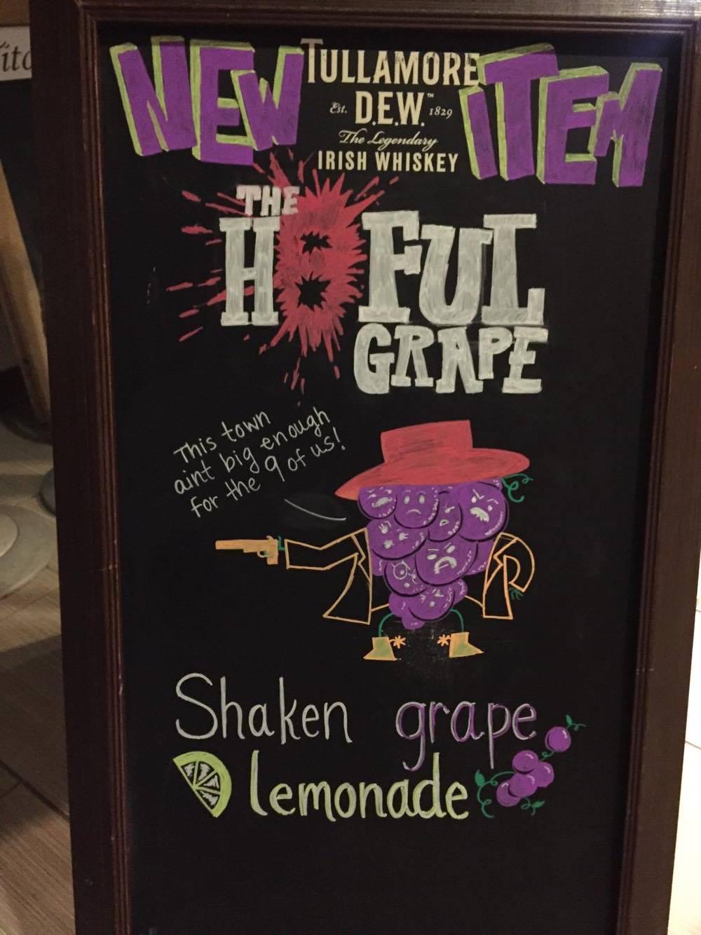 Hateful Grape