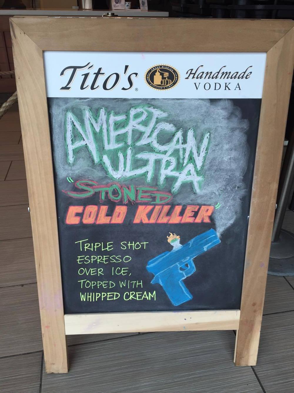 Stoned Cold Killer
