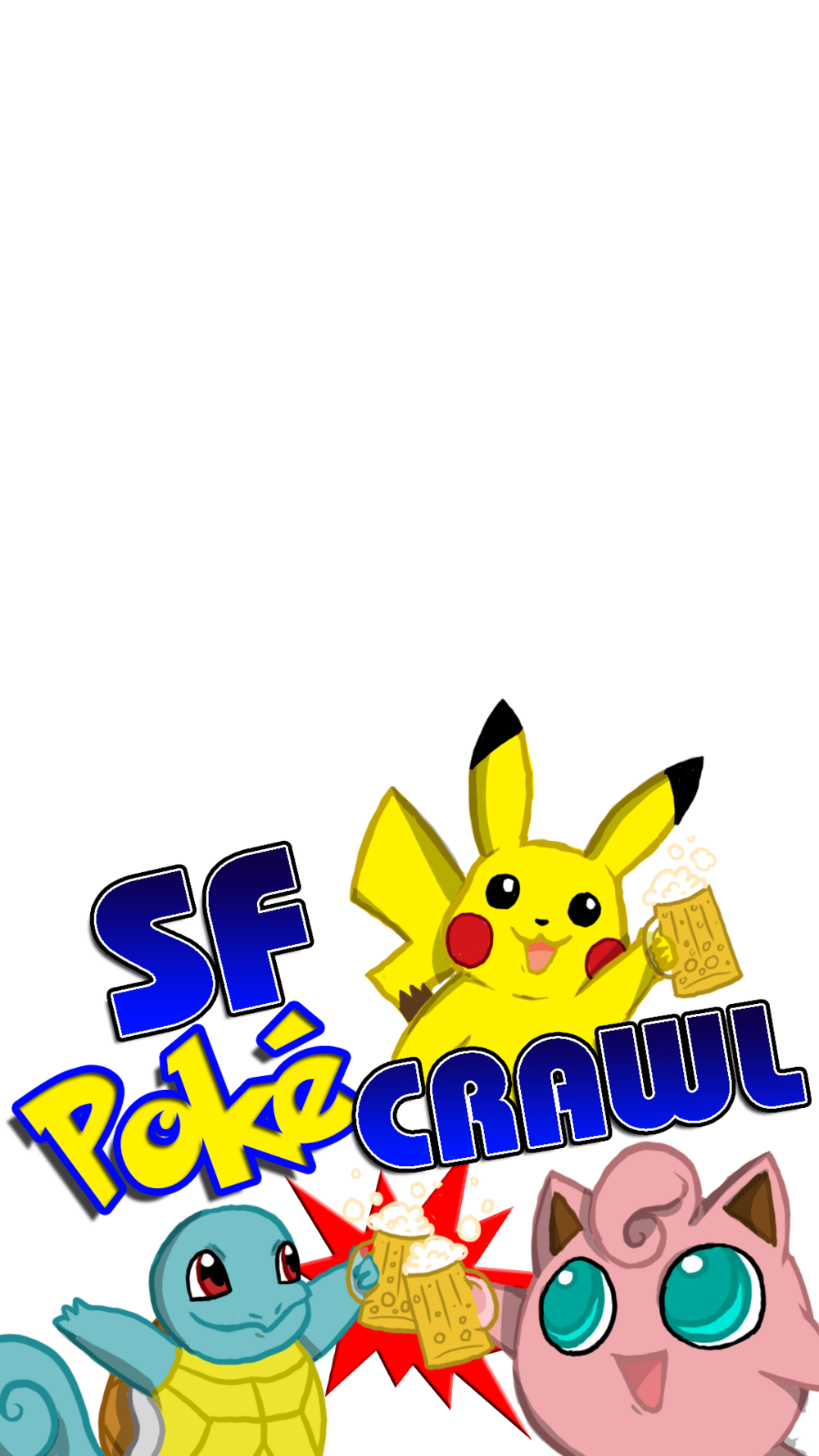 SF Pokémon Go Crawl