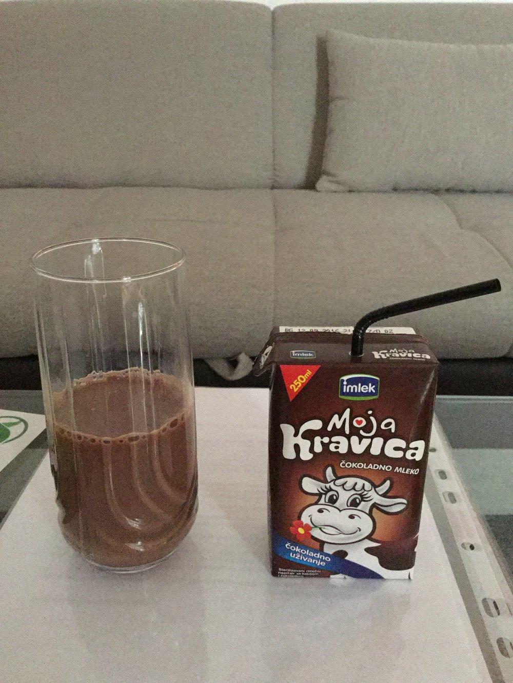 Imlek Moja Kravica Čokoladno Mleko Cup