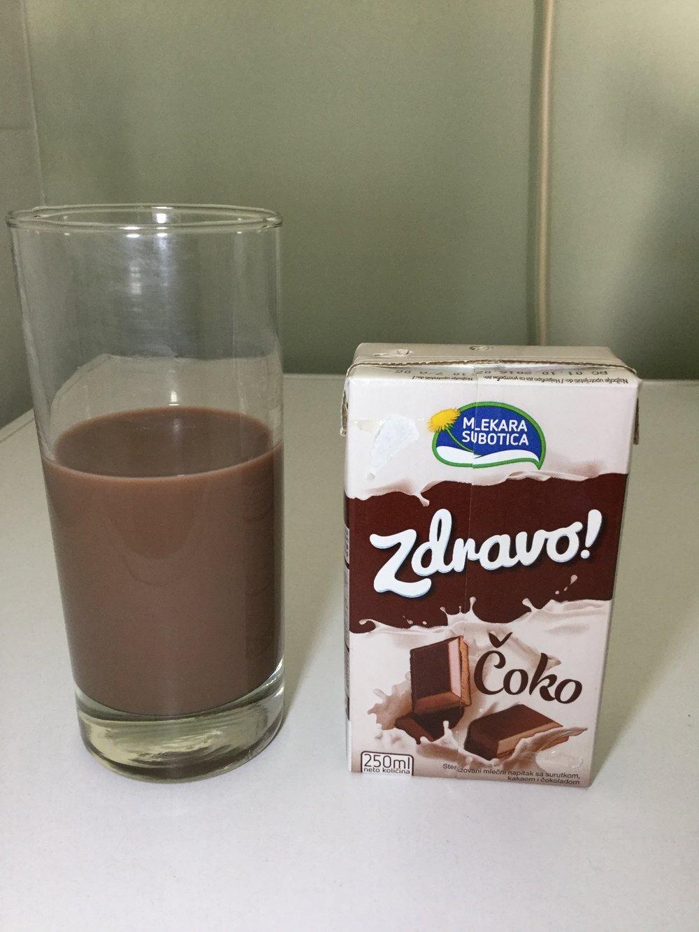 Mlekara Subotica Zdravo! Čoko Cup