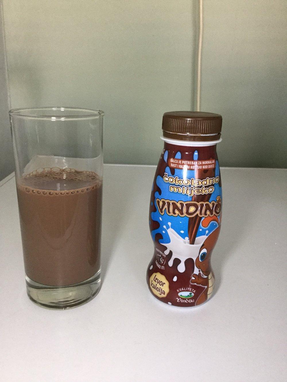 Kvaliteta Vindija Vindino Čokoladno Mlijeko Cup
