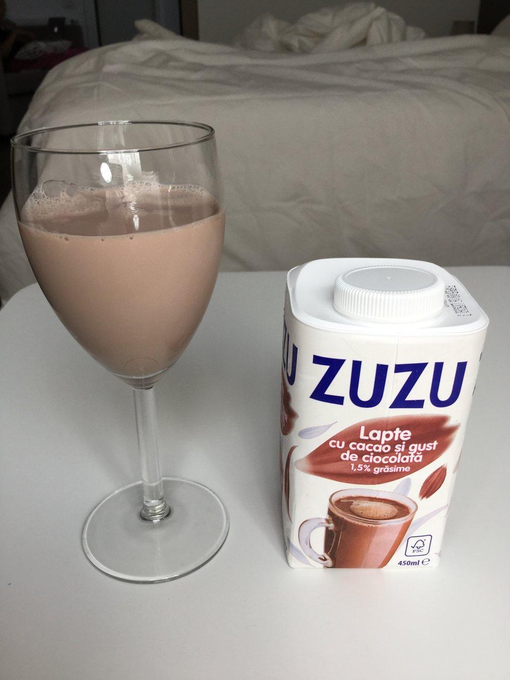 Zuzu Lapte Cup