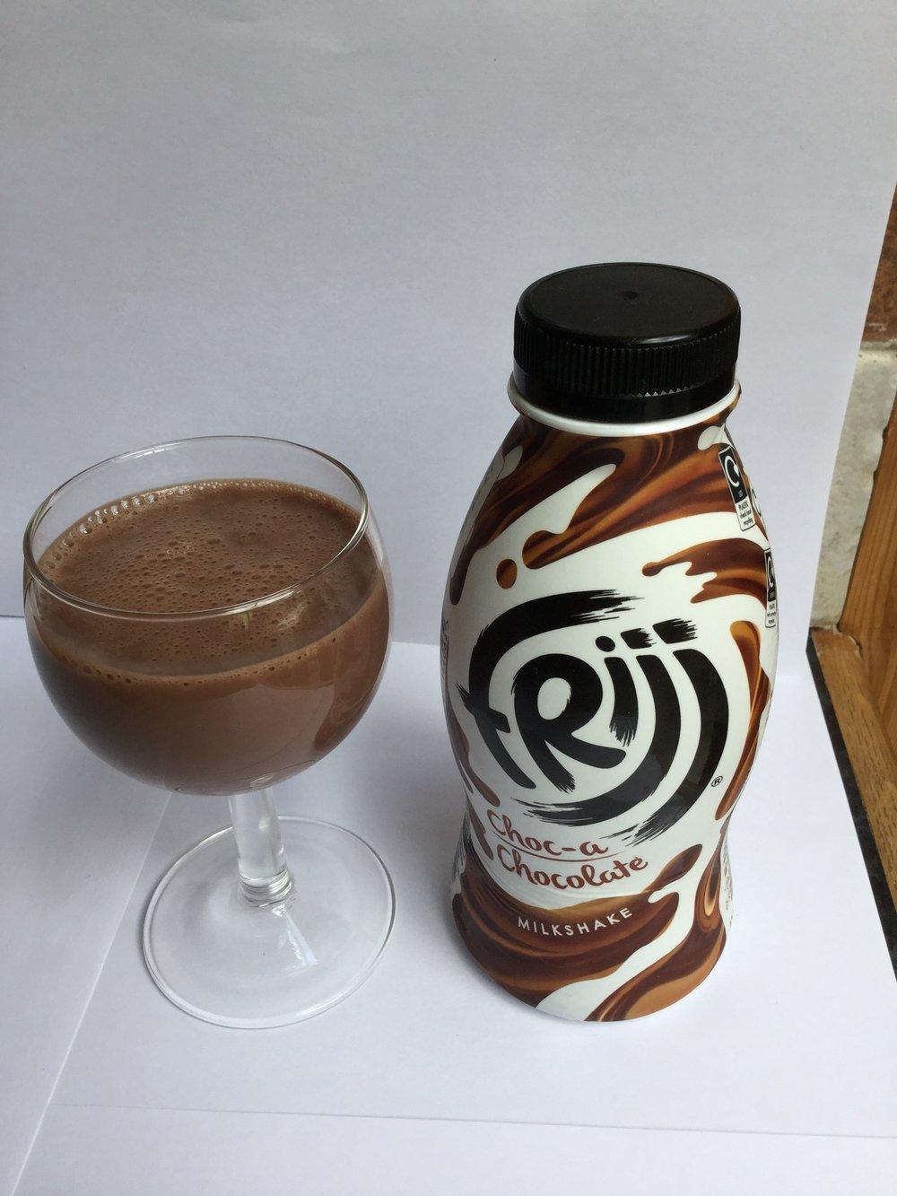 Frijj Choc-a Chocolate Milkshake Cup