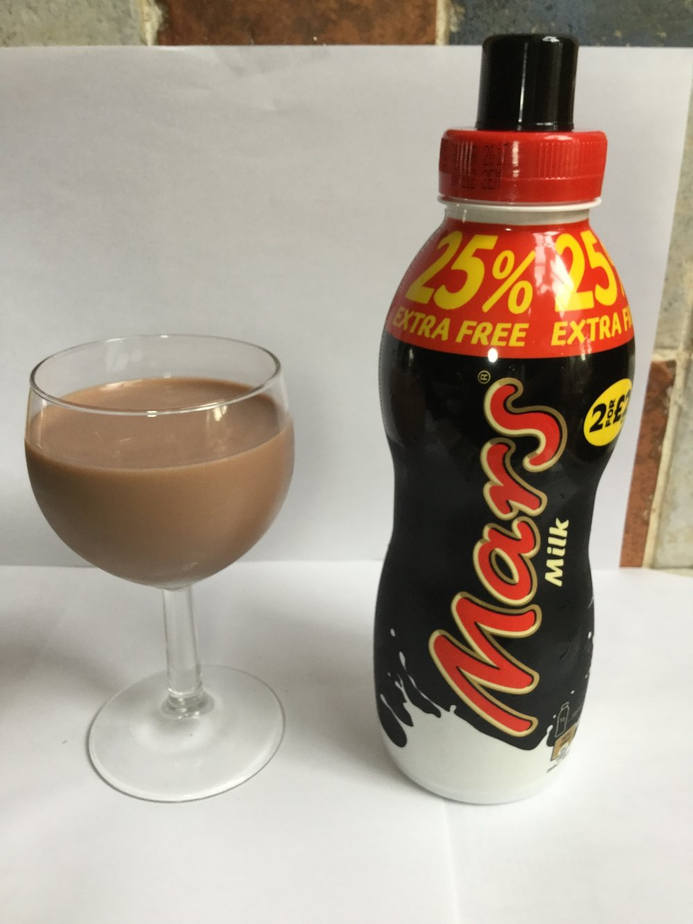 Mars Refuel Cup