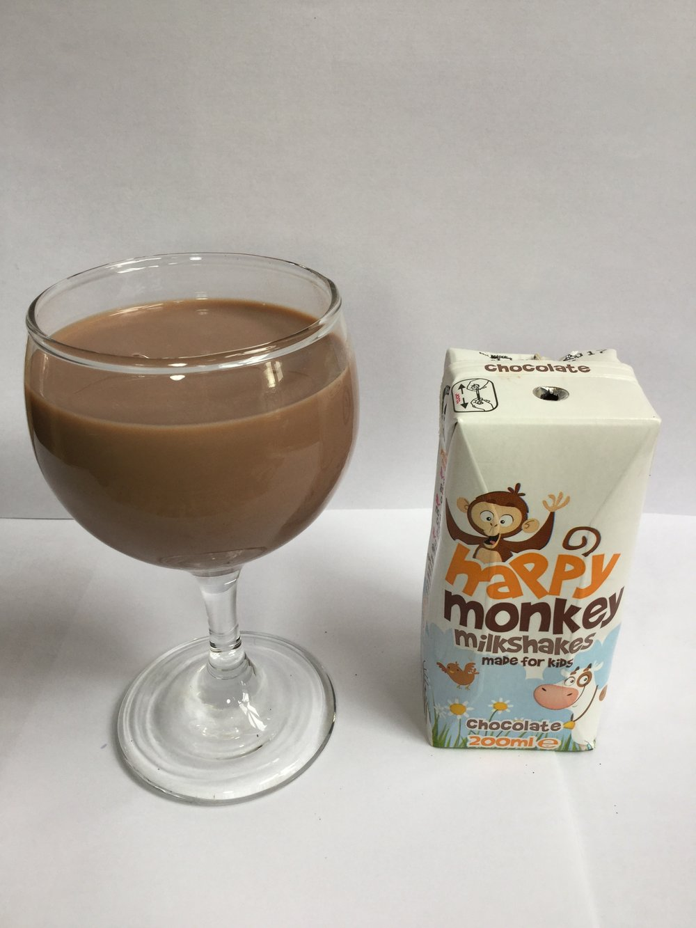 Happy Monkey Milkshake Cup