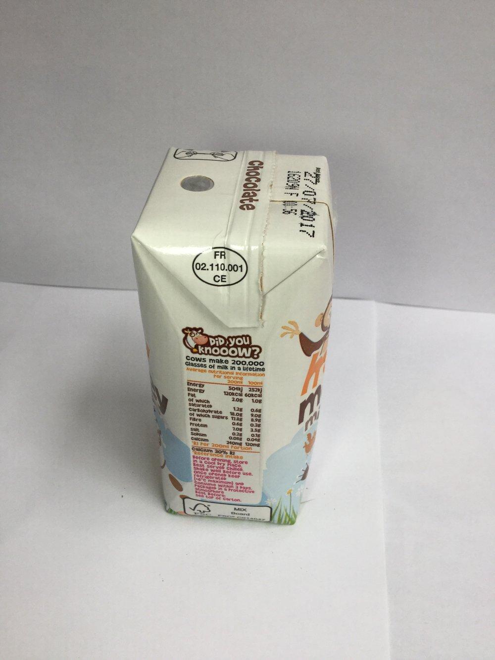 Happy Monkey Milkshake Side 2