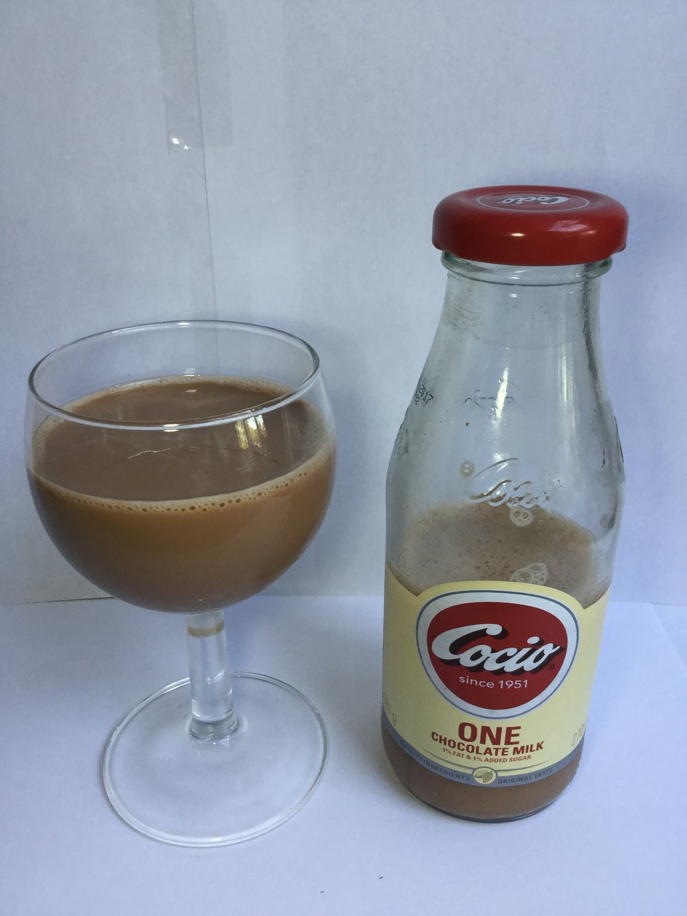 Cocio One Chocolate Milk Cup