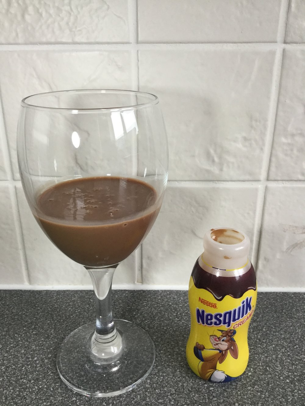 Nestle Nesquik Creamy Cup