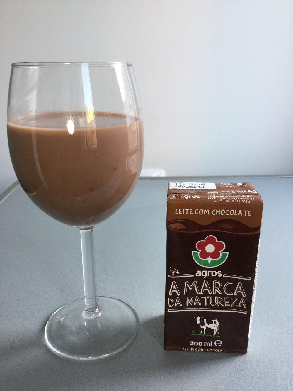 Agros Leite Com Chocolate Cup