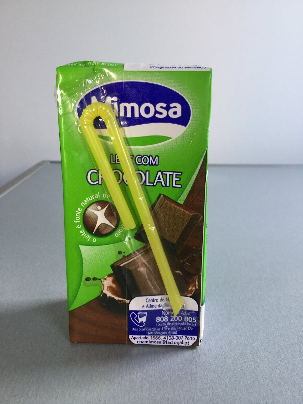 Mimosa Leite Com Chocolate Side 3