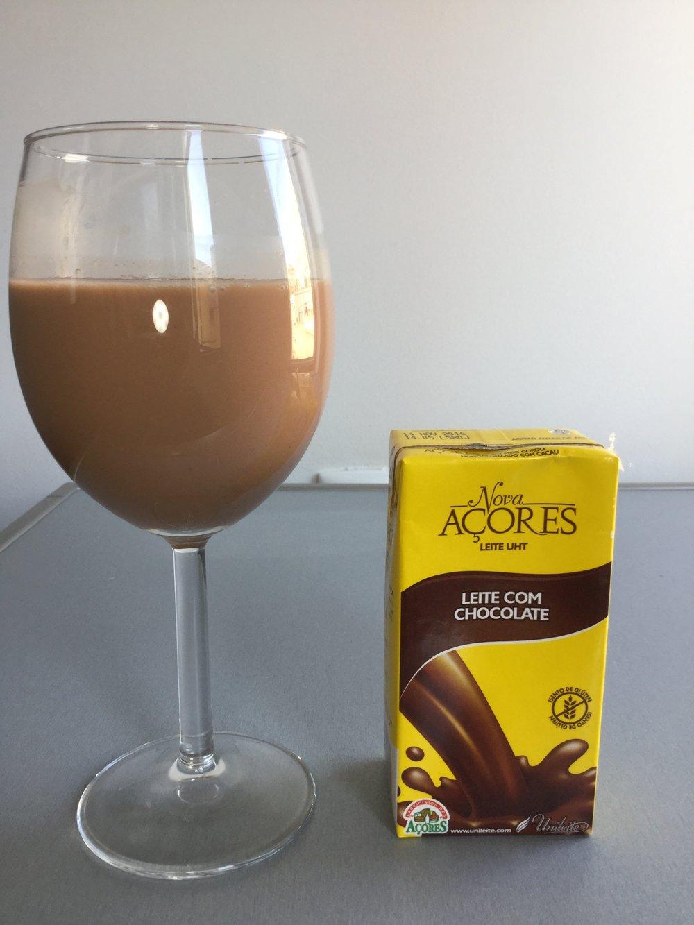 Nova Acores Leite Com Chocolate Cup