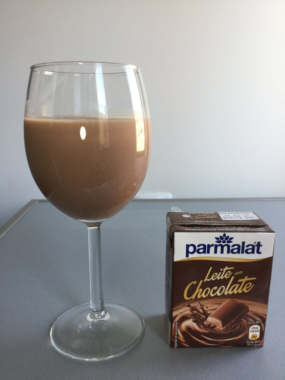Parmalat Leite Com Chocolate Cup
