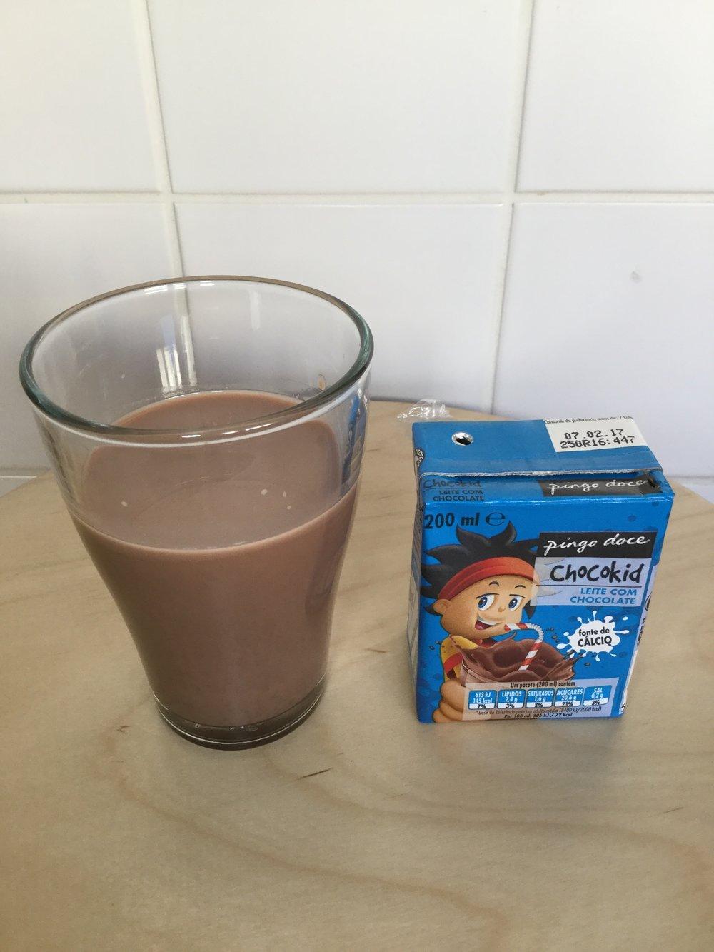 Pingo Doce Chocokid Leite Com Chocolate Cup