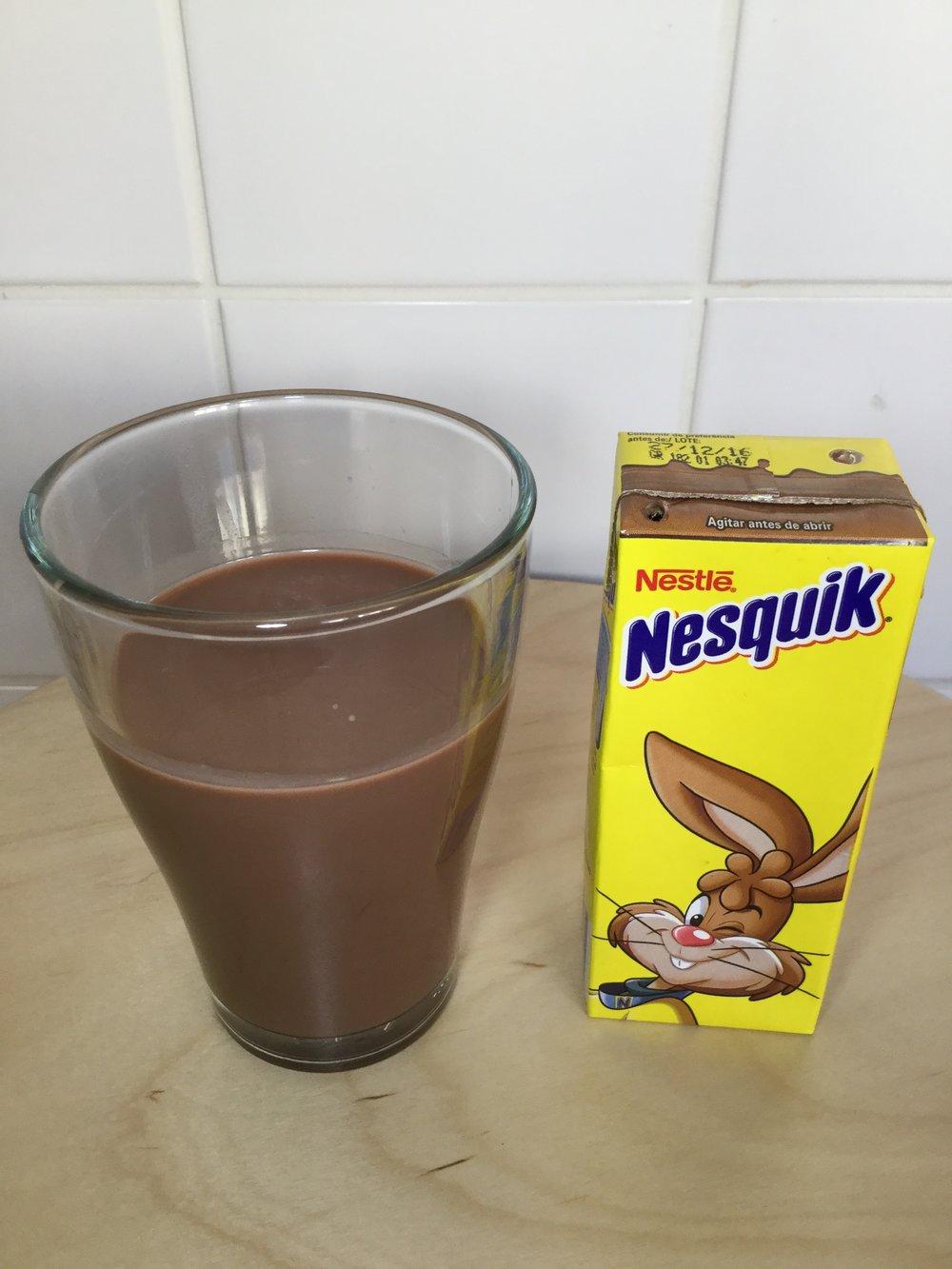 Nestle Nesquik UHT (Spain) Cup