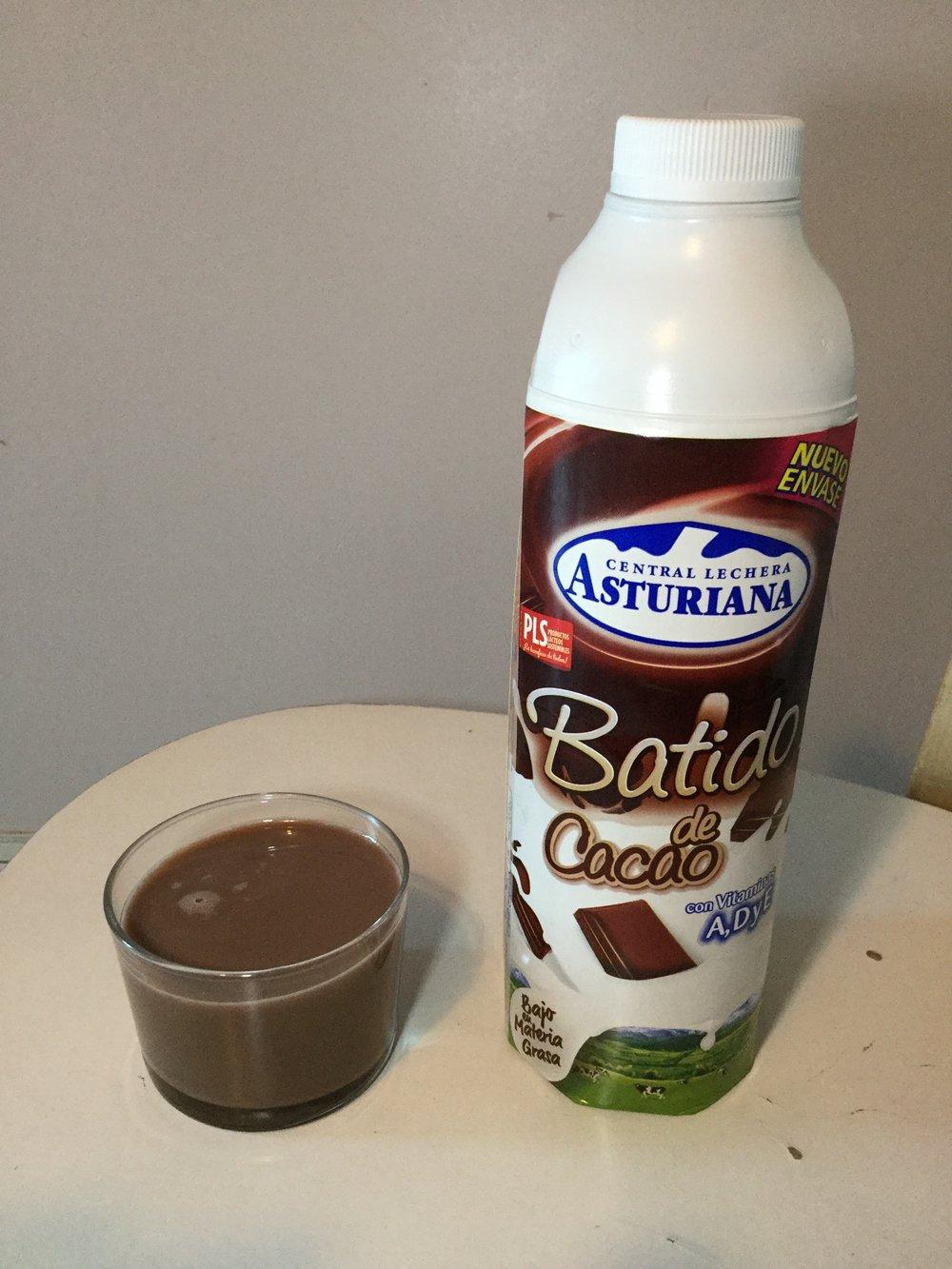 Central Lechera Asturiana Batido De Cacao Cup
