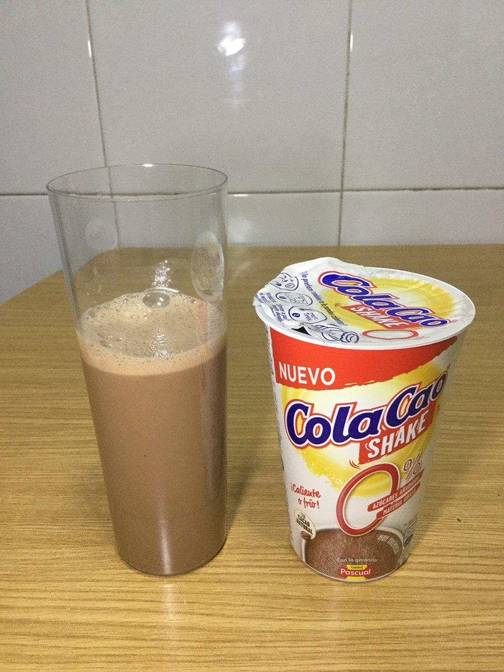 ColaCao Shake Zero Cup