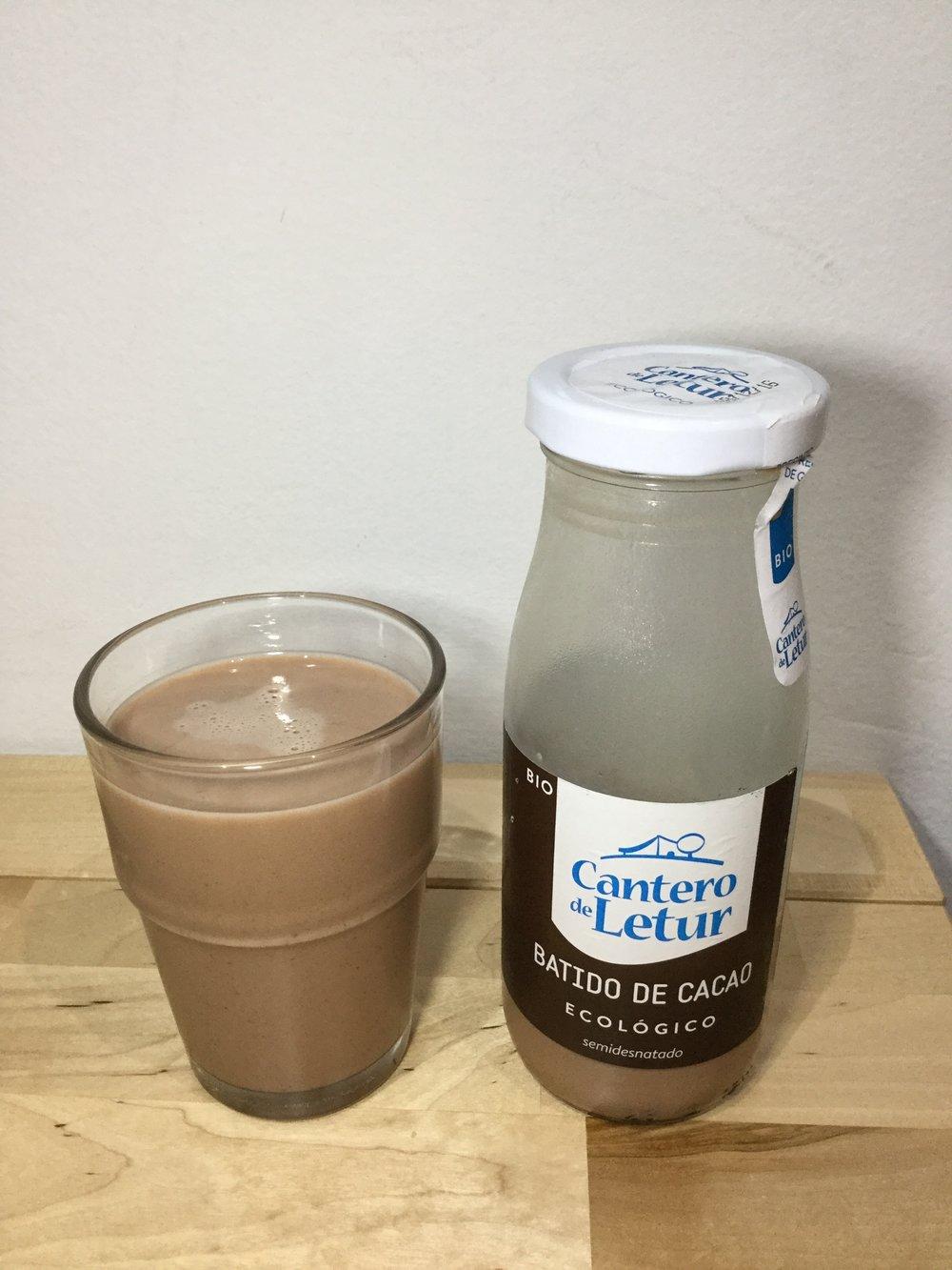 Cantero De Letur Batido De Cacao Ecológico Cup