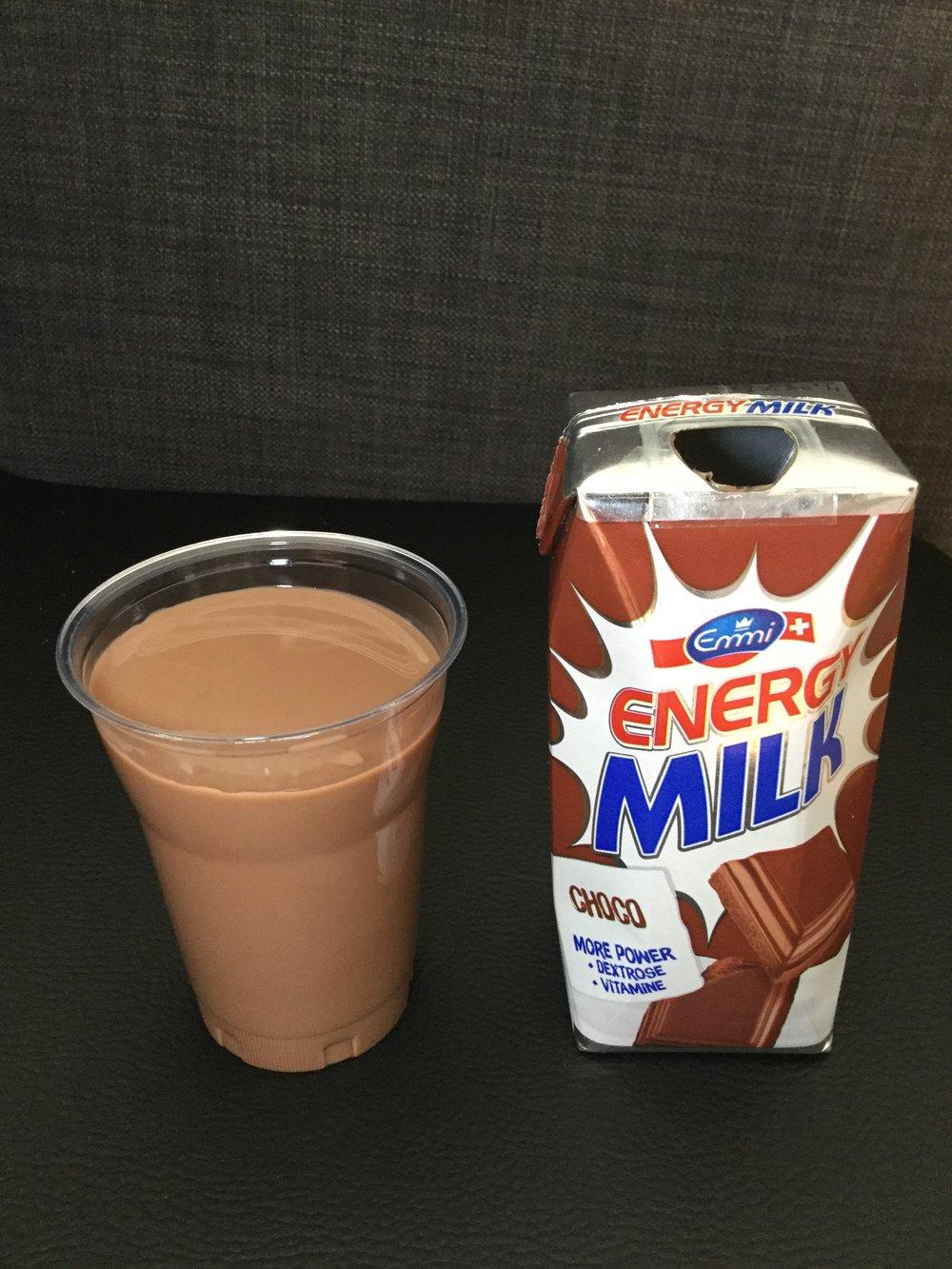 Emmi Energy Milk Choco Cup