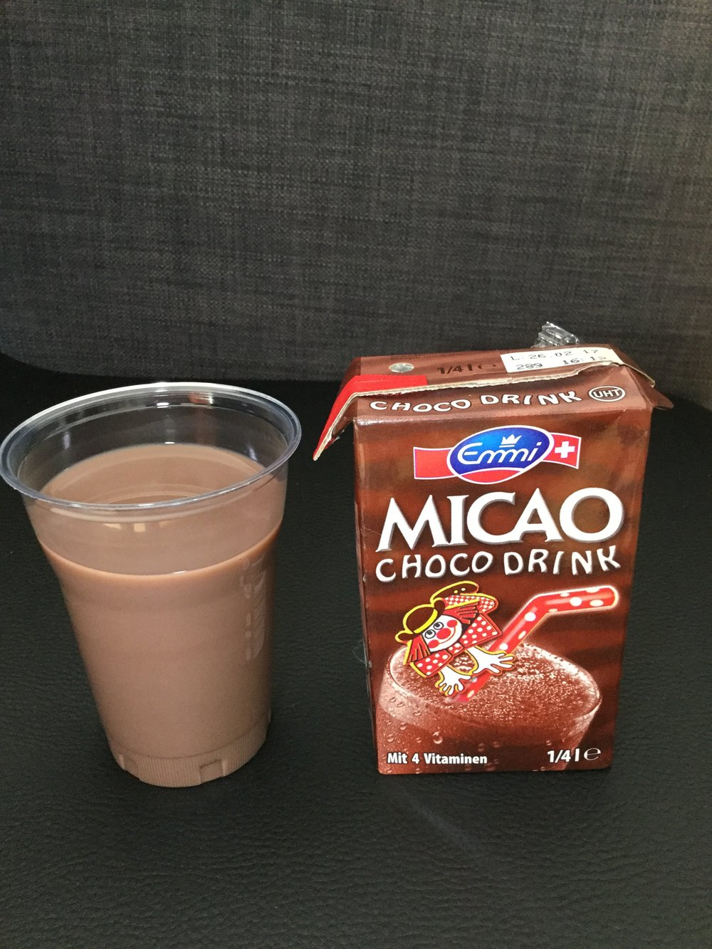 Emmi Micao Choco Drink Cup