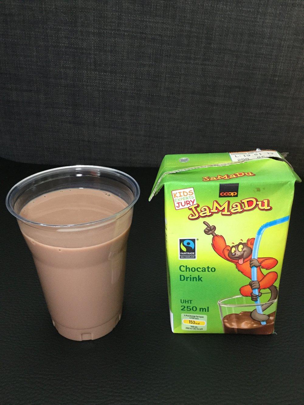 Coop Jamadu Chocato Drink Cup