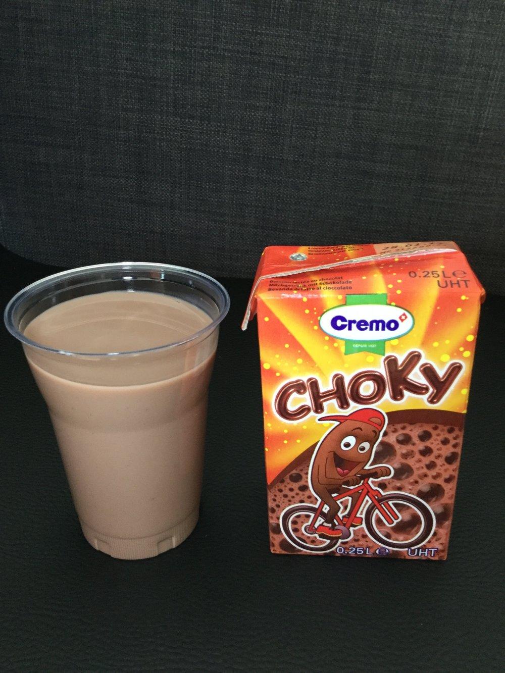 Cremo Choky Cup